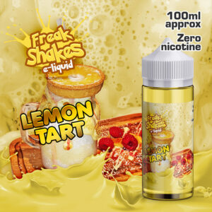 LEMON TART - Freak Shakes e-liquid - 70% VG - 100ml