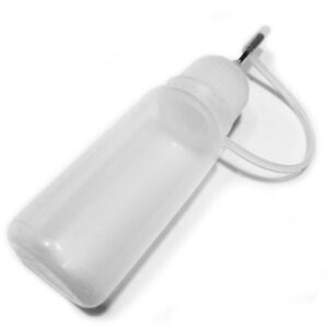 Syringe Bottle for e-liquids