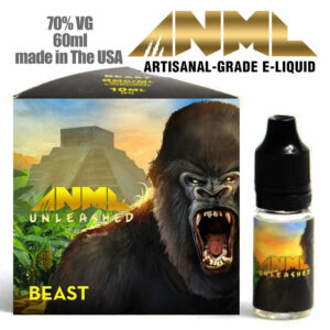 Beast - by ANML premium e-liquid - 70% - 60ml