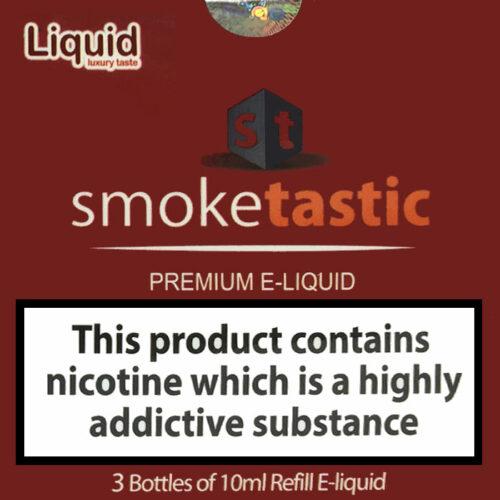 Double Apple - 30ml - Smoketastic eLiquid
