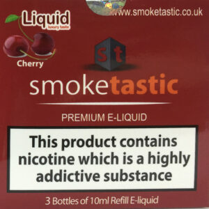 Cherry - 30ml - Smoketastic eLiquid