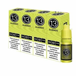 DJANGO - 13TH FLOOR ELEVAPORS e-liquid - 60% VG - 40ml