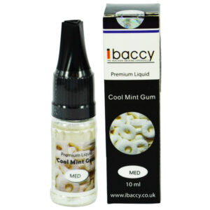 Cool Mint - 10ml - iBaccy e-liquid