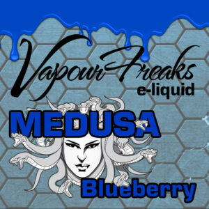 MEDUSA e-liquid by Vapour Freaks - 70% VG - 40ml