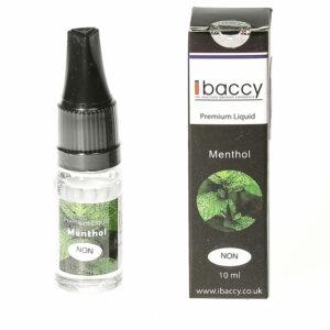 Menthol - 10ml - iBaccy e-liquid