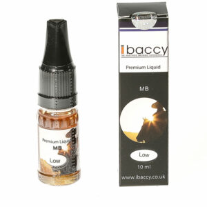 MB - 10ml - iBaccy e-liquid