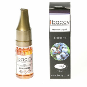Blueberry - 10ml - iBaccy e-liquid