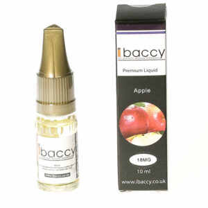 Apple - 10ml - iBaccy e-liquid