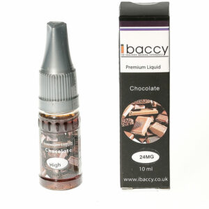 Chocolate - 10ml - iBaccy e-liquid