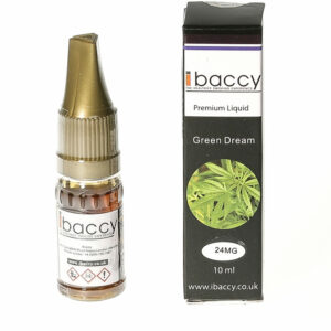 Green Dream - 10ml - iBaccy e-liquid