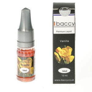 Vanilla - 10ml - iBaccy e-liquid