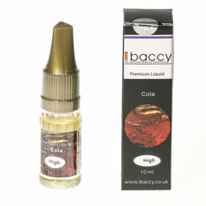 Cola - 10ml - iBaccy e-liquid