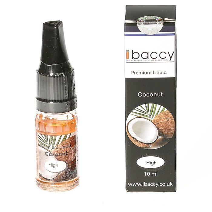 Coconut - 10ml - iBaccy e-liquid