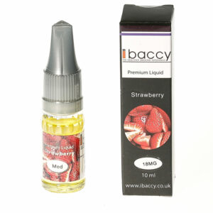 Strawberry - 10ml - iBaccy e-liquid