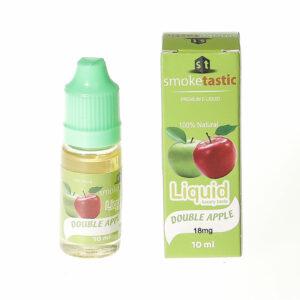 Double Apple -10ml - Smoketastic eLiquid