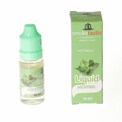 Menthol -10ml - Smoketastic eLiquid