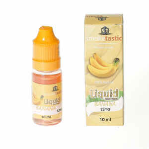 Banana -10ml - Smoketastic eLiquid