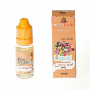 Bubble Gum -10ml - Smoketastic eLiquid