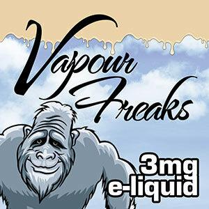 Vapour Freaks 3mg