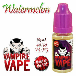 Watermelon - Vampire Vape 40% VG e-Liquid - 10ml