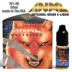 Wolfpack - by ANML premium e-liquid - 70% - 60ml