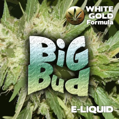 Big Bud - White Gold Formula e-liquid 60% VG - 10ml