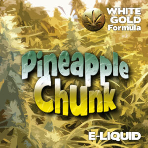 Pineapple Chunk - White Gold Formula e-liquid 60% VG - 10ml