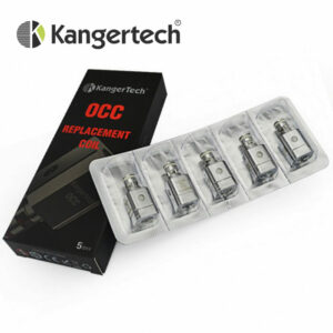 5 pack - Upgraded Kanger SUBTANK OCC Atomisers/Coils