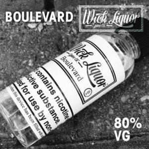 Wick Liquor | Next Vapour | e-liquids and vaping hardware