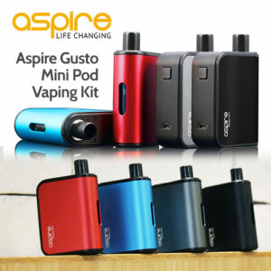 Aspire Gusto Mini Vaping Kit
