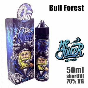 Bull Frost - Mr Juicer e-liquid - 70% VG - 50ml