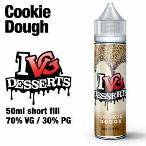 Cookie Dough by I VG e-liquids - 50ml