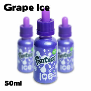 Grape Ice - Fantasi e-liquids - 70% VG - 50ml