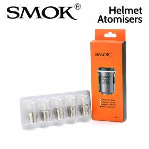 5 pack - SMOK Helmet CLP Atomisers