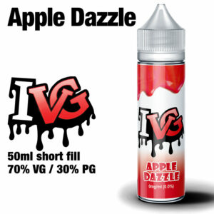 Apple Dazzle by I VG e-liquids - 50ml