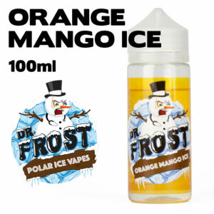 Orange Mango Ice by Dr Frost e-liquid - 70% VG - 100ml