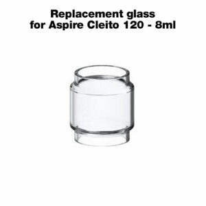 Replacement bubble glass for Aspire Cleito 120 - 8ml