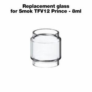 Replacement glass for Smok TFV12 Prince - 8ml