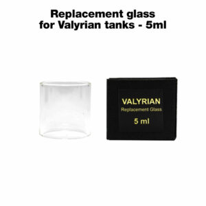 Replacement glass for UWELL Valyrian tanks - 5ml