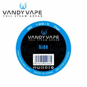 Vandy Vape Reel of Wire - Ni80