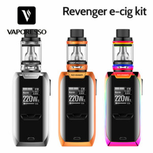 Vaporesso Revenger 220w e-cig kit