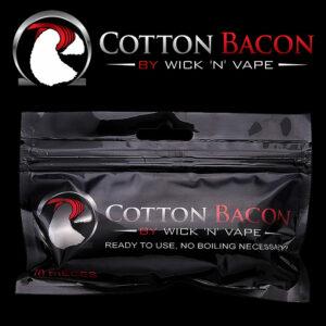 Cotton Bacon V2 Vaping Wick by Wick N Vape