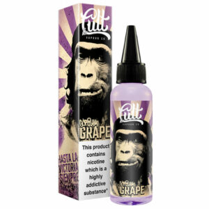 Gorilla Grape - Cult Vapour eliquid by Herbal Tides - 70% VG - 50ml