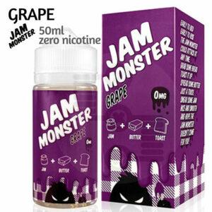 Grape Jam Monster e-liquid - Max VG - 50ml