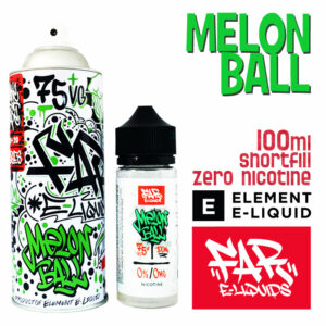 Melon Ball - Far e-liquids by ELEMENT - 75% VG 100ml