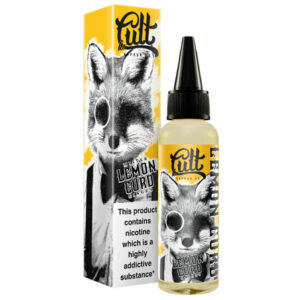 Mr Ging's Lemon Curd - Cult Vapour eliquid by Herbal Tides - 70% VG - 50ml