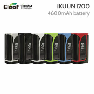 Eleaf IKUUN i200 200W TC battery