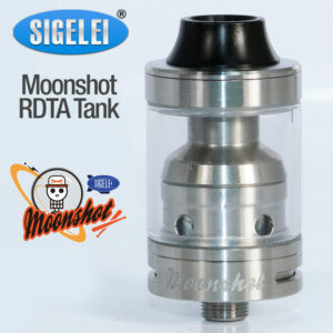 Sigelei Moonshot RDTA by Suprimo