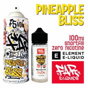 Pineapple Bliss - Far e-liquids by ELEMENT - 75% VG 100ml