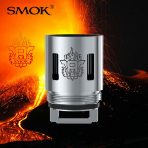 3 pack - SMOK V8-T10 0.12 ohm decuple coil atomisers